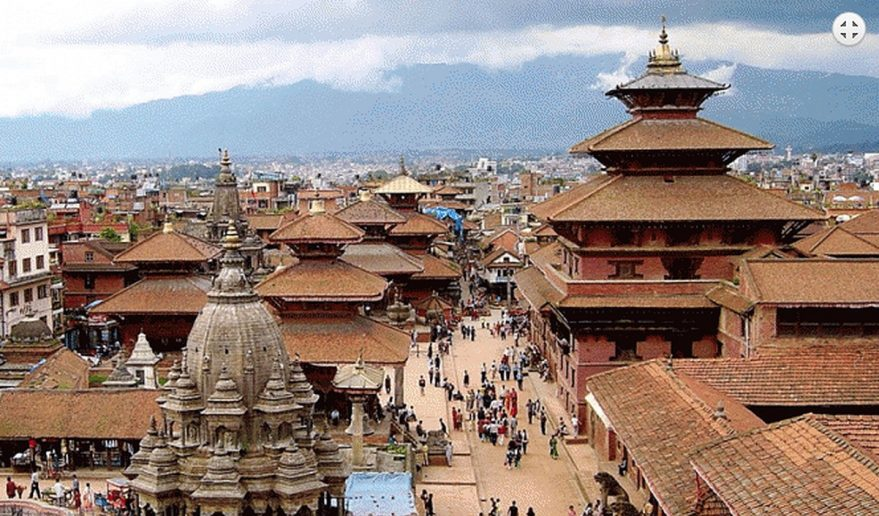 Nepal Holiday Tour | Patan Durbar Square