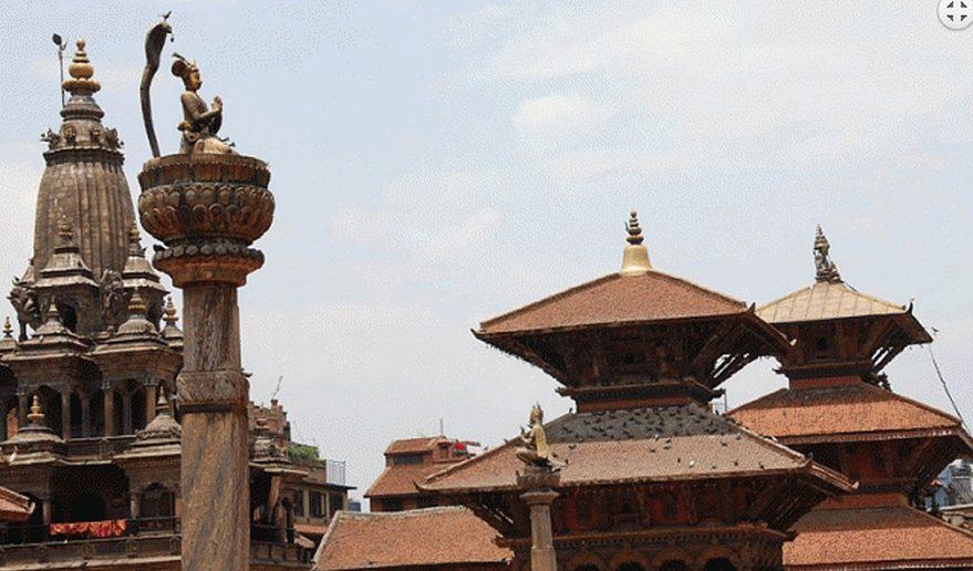 Short Tour Nepal | Patan Krishna Temple