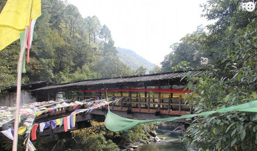 Picture captured during Bumthang Owl Trek Bhutan.