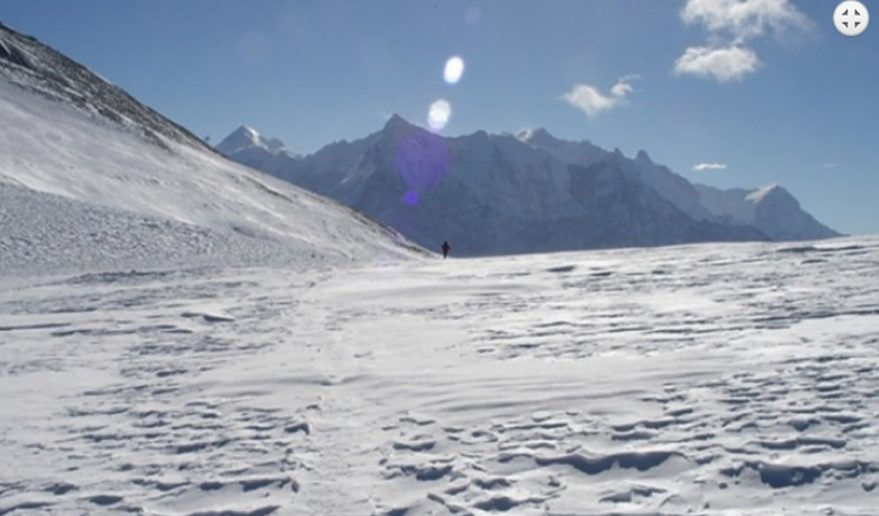 Makalu Trek with Sherpani Col   West Col [6190m/20303ft]