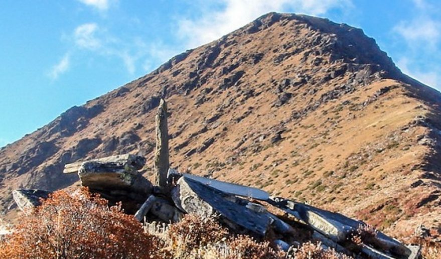 Pikey Peak Trail | Pikey Peak Everest region Nepal