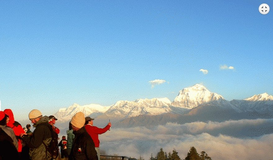 Annapurna Panorama Short Trek | Poonhill Viewpoint 3210m