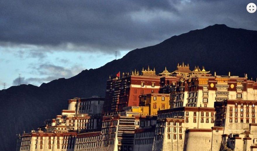 Kathmandu Lhasa EBC Tour | Potala Palace.