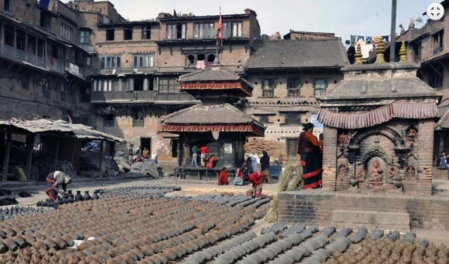 Short Tour Nepal | Pottery making at Bhaktapur