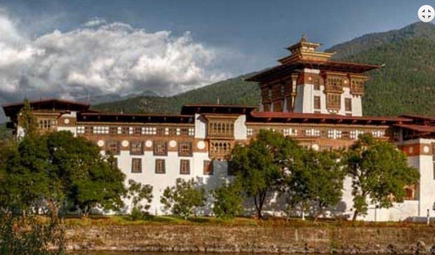 Bhutan Sightseeing Tour   Punakha Sightseeing.