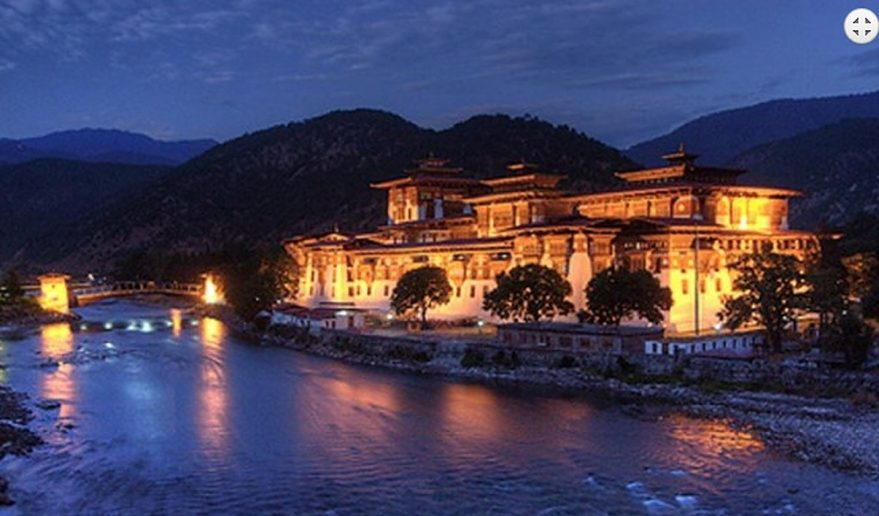 Nepal Bhutan Tour | Punakha.