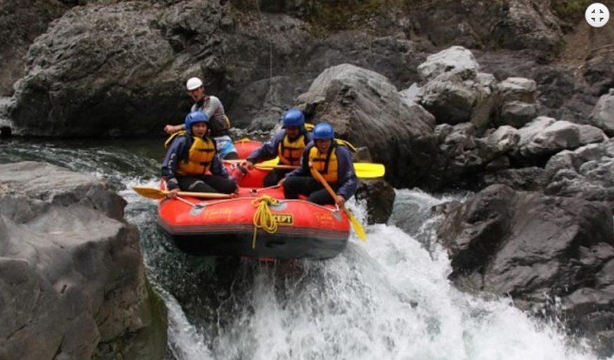 Rafting in Nepal | Rafting Bhote Koshi River.