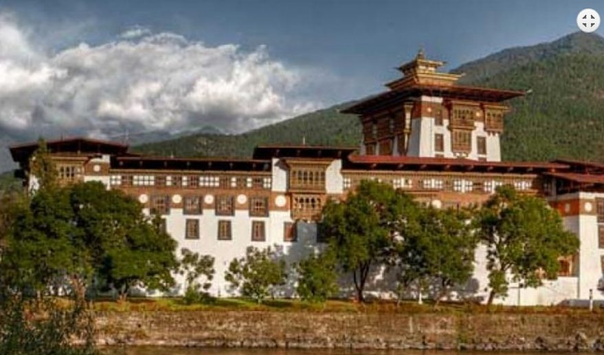 Rich Buddhist Cultural country Bhutan with their festival.