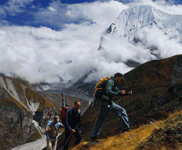 Rolwaling Tashi Lapcha Pass Trek