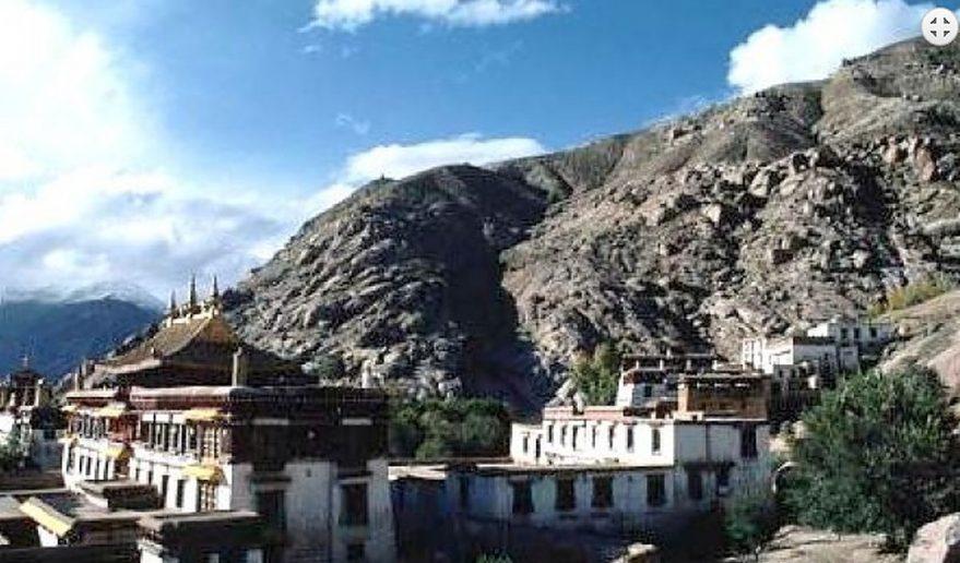 Sera Monastery.