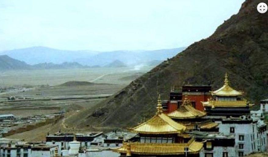 Shigatse Monastery Mount Kailash Tour via Lhasa.
