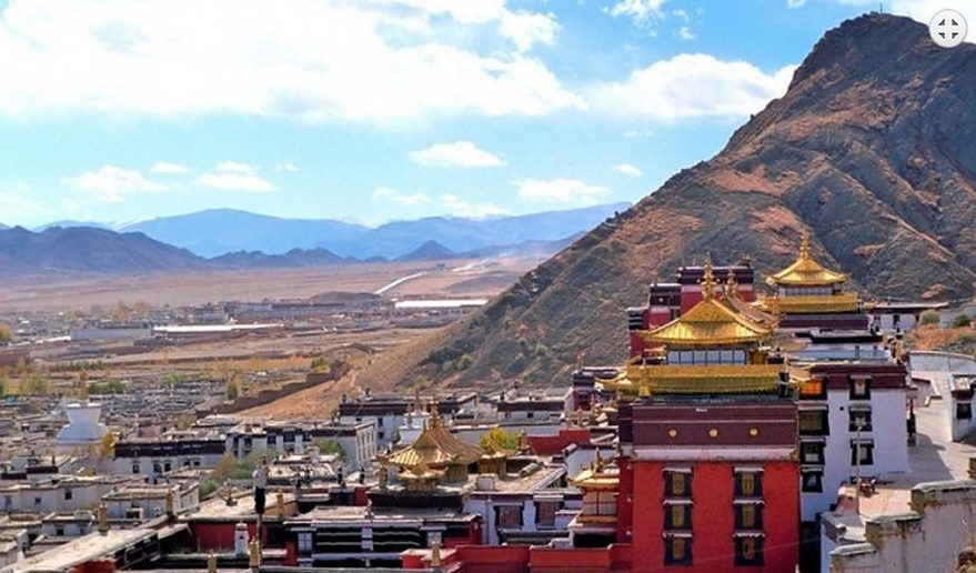 Shigatse - Sightseeing tour Kathmandu Lhasa.