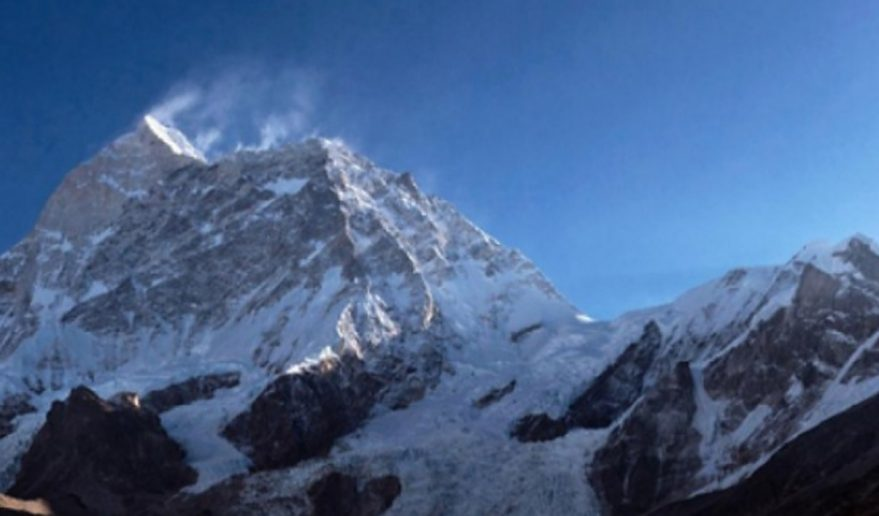 Mt. Makalu 8,481 m