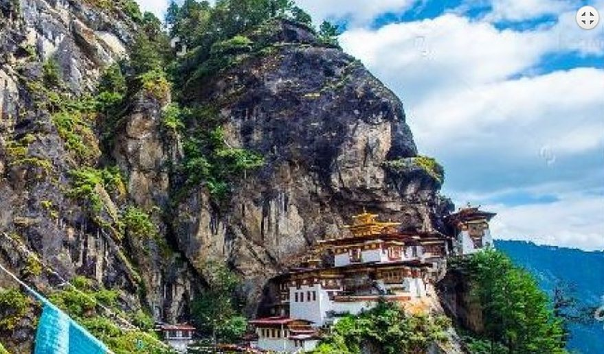 Glimpse of Bhutan Tour | Stunning beauty of Paro Glimpse of Bhutan Tour.