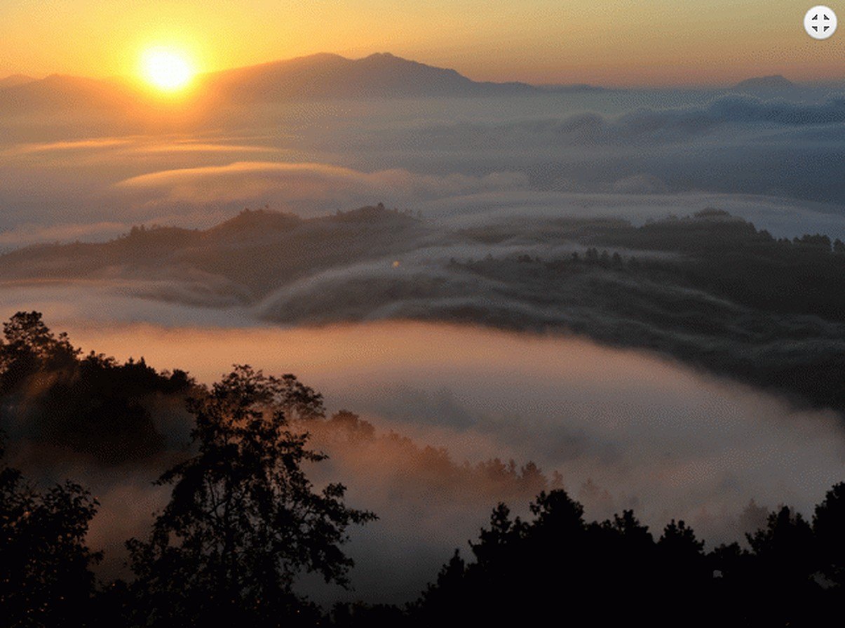 Nepal Holiday Tour | Sunrise view from Nagarkot