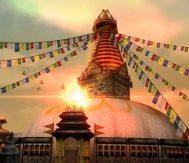 location of kathmandu