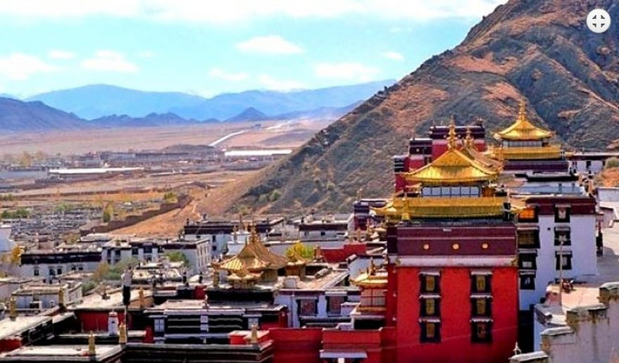 Popular Tour of Tibet | Tashilunpo Monastery Tibet Popular Tour of Tibet.