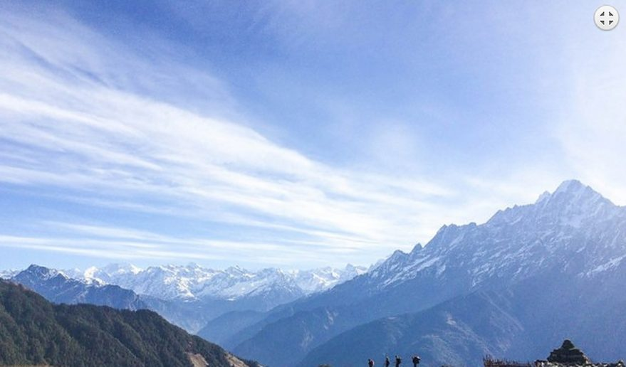 Thamang Heritage Trail with Langtang Valley Trek