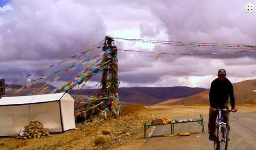 Tibet Mount Kailash Biking Tour.