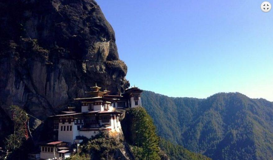 Nepal Bhutan Tour | Tiger Nest Monastery.