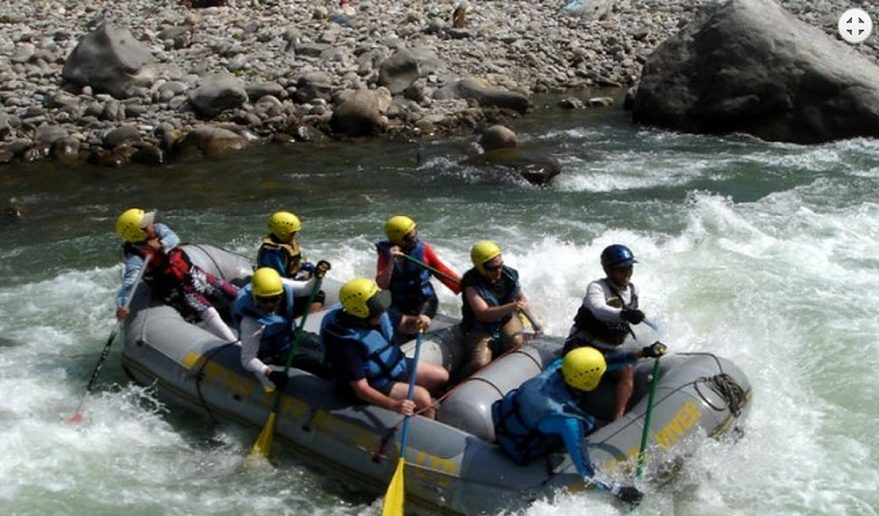 Rafting in Nepal | Trishuli River Rafting.