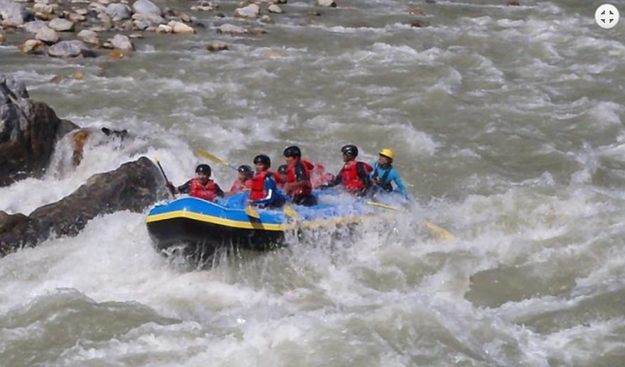 Rafting in Nepal | Trishuli River.