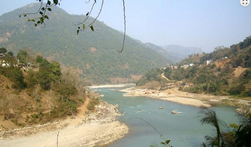 Trishuli River Fishing in Nepal