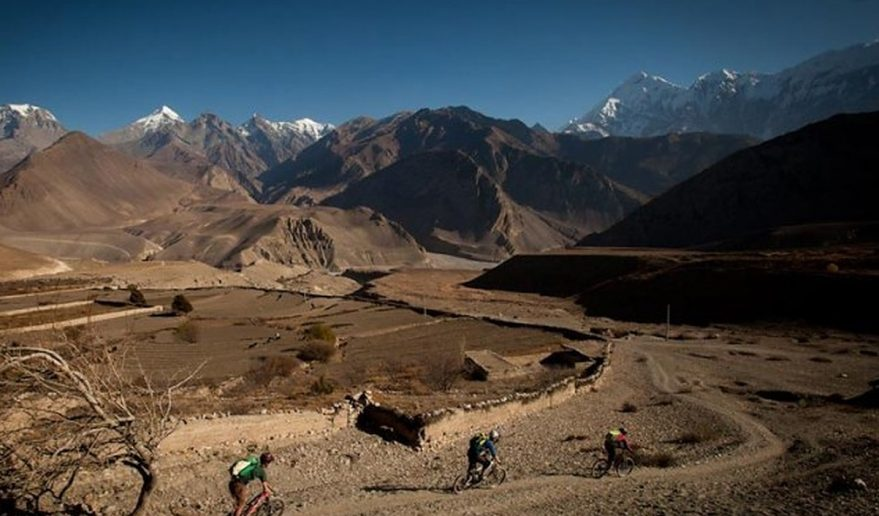 Upper Mustang Mountain Biking | Tsarang.
