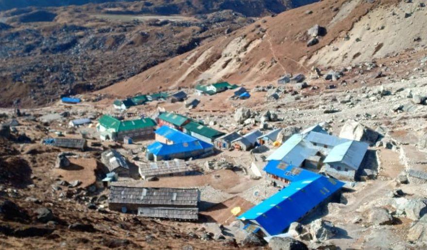 Two Peak Climbing   Khare [5000m/16400ft]