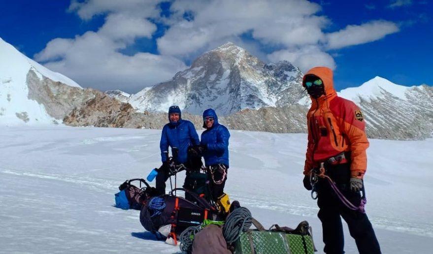 Two Peak Climbing   Amphu Lapcha Base Camp (North) [5300m/17384ft]