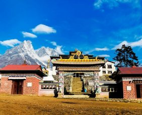 Everest Mani Rimdu Festival Trek | Tyangboche Monastery