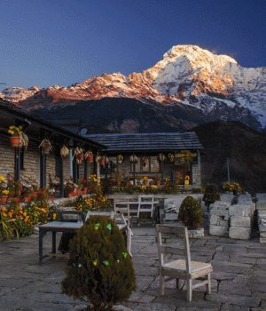 Annapurna Panorama Short Trek | Ghandruk