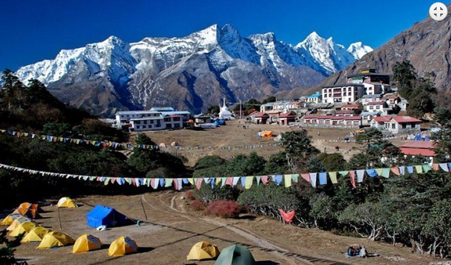 Everest Mani Rimdu Festival Trekking | Tyangboche Monastery