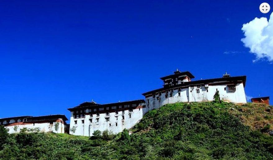 Journey to Druk Yul   Wangduephodrang Dzong Journey to Druk Yul.