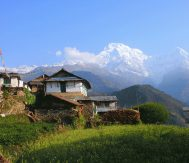 Annapurna Base Camp in October