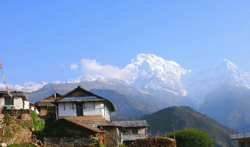 Ghorepani Poonhill Trek | Dhampus Village