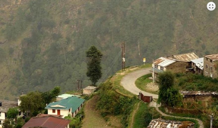 Way to Syabru Besi from Kathmandu