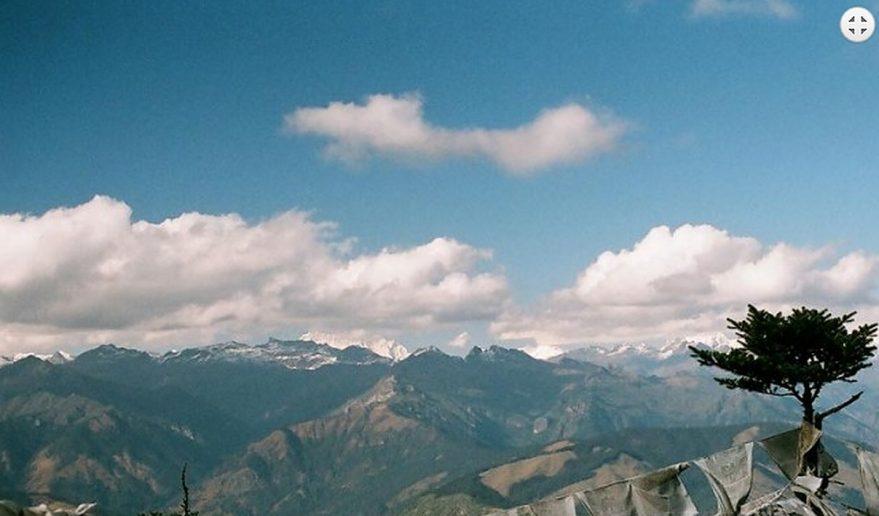 Bumthang Owl Trek | amazing natural scenery - Picture captured during - Bumthang Owl Trek Bhutan.