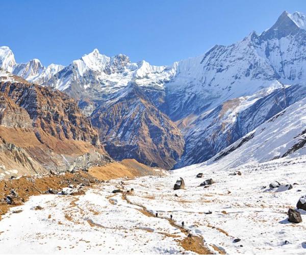 Annapurna Base Camp 4130 m