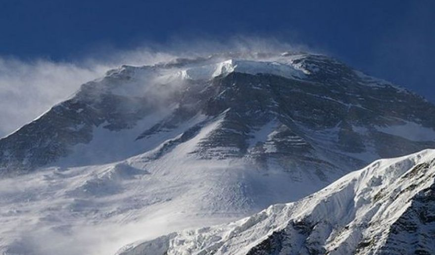 Dhaulagiri Circuit Trek | Mt. Dhaulagiri 8167m from Dhaulagiri Base Camp 4700m