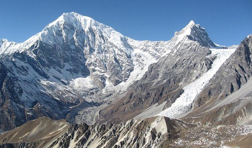 Langtang Himalayan Ranges