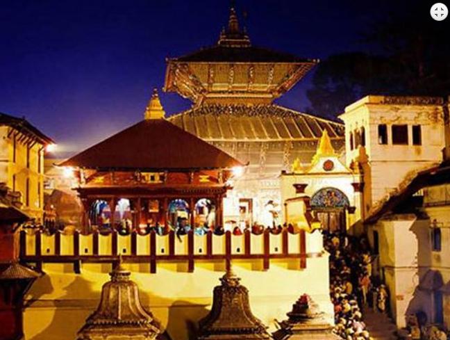 Pashupati Nath Temple | Kathmandu Valley Sightseeing