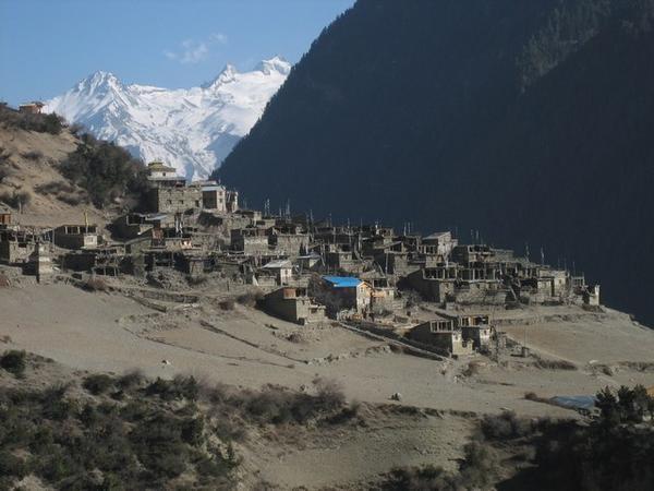 Upper-Pisang-Village
