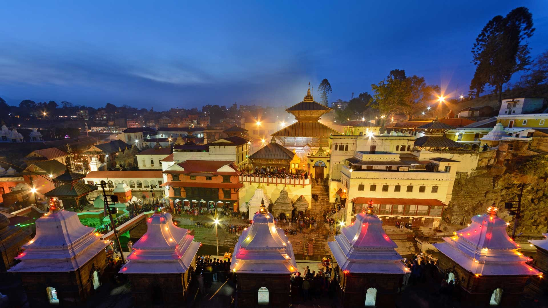 a day in Kathmandu