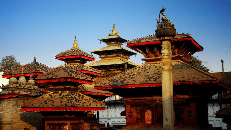 Temples in Kathmandu