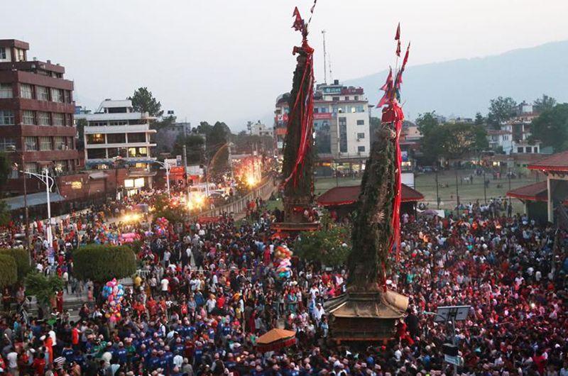 Machindranath Jatra Festival