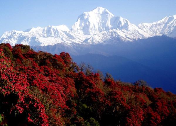 best seasons visit nepal