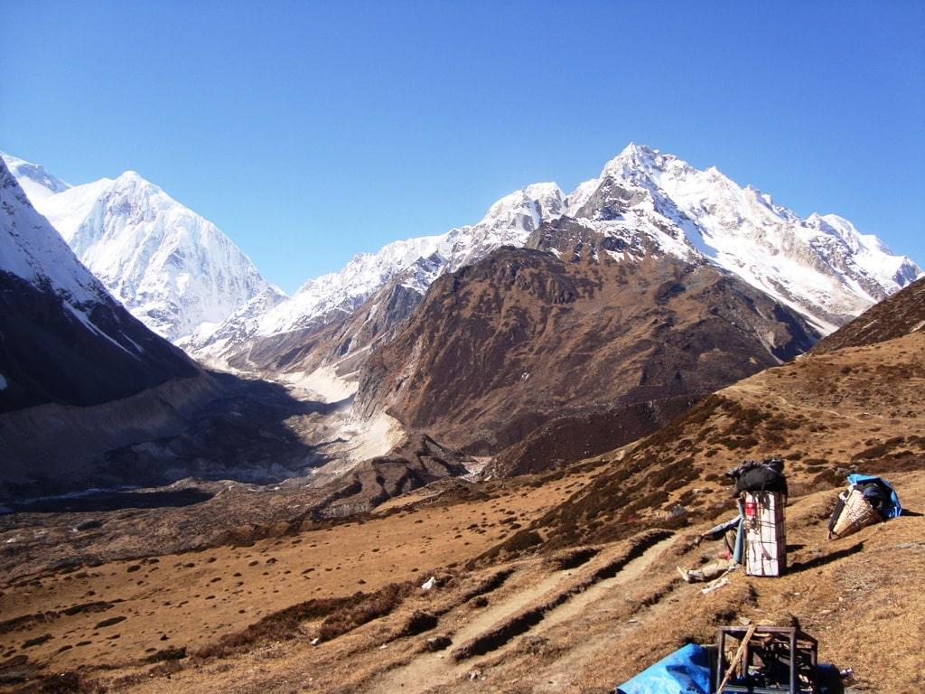 Camping Treks in Nepal